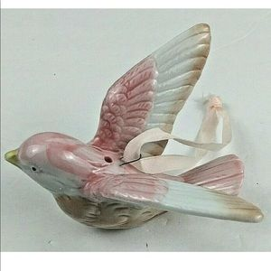 Vintage Takahashi BIRD Approx 3.5in Scent Ornament